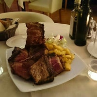 Photo taken at Lungarno Bistrot by Stephen B. on 2/10/2016