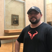 Foto tirada no(a) Mona Lisa | La Joconde por Julio G. em 8/10/2018