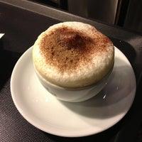 Photo taken at Caffè Nero by Vedat M. on 1/2/2013