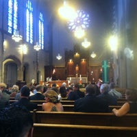 Photo taken at St. Francis Of Assisi - Delaware Ave by David D. on 8/2/2013