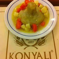 Photo taken at Konyalı Restaurant by Asım on 4/20/2013