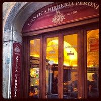Foto scattata a L'Antica Birreria Peroni da Hector C. il 6/6/2013