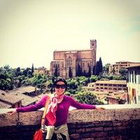 Photo taken at Basilica di San Domenico by Hector C. on 6/1/2013