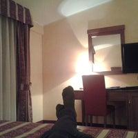 Photo taken at Riz Hotel by Igor L. on 9/19/2012