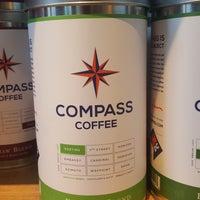 5/28/2017 tarihinde Taunja P.ziyaretçi tarafından Compass Coffee'de çekilen fotoğraf