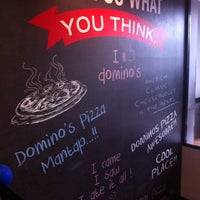 Photo taken at Domino's Pizza by Irvan e. on 9/27/2016