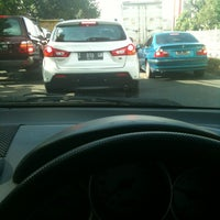 Photo taken at Jalan Mampang Prapatan Raya by Irvan e. on 2/28/2013