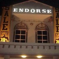 Photo taken at Endorse Distro by Irvan e. on 11/5/2014