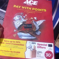 Photo taken at ACE Hardware by Irvan e. on 8/5/2014