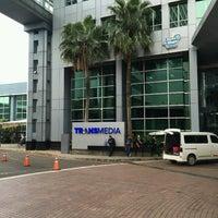 Photo taken at PT. Televisi Transformasi Indonesia (Trans TV & TRANS7) by Irvan e. on 2/22/2017