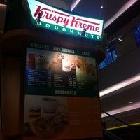 Photo taken at Krispy Kreme Doughnuts by Irvan e. on 2/13/2016