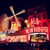 Photo taken at Moulin Rouge by Angel V. on 3/24/2013