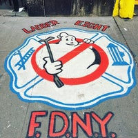 Photo taken at FDNY Ladder 8 by Angel V. on 2/7/2016