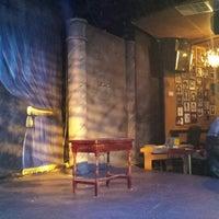 Photo taken at Pocket Sandwich Theatre by richard x. on 10/5/2014