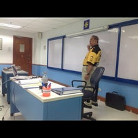 Photo taken at Ateneo Professional Schools by Arpee L. on 9/29/2012
