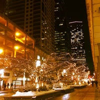 Photo taken at 4th and Nicollet Mall Bus Stop by David E. on 1/14/2014
