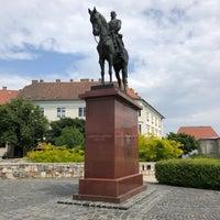 5/9/2018 tarihinde Aleksandar V.ziyaretçi tarafından Görgey Artúr Szobra'de çekilen fotoğraf