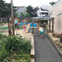 Photo taken at Mr. Tee's Putt & Play by Sidney B. on 8/1/2016