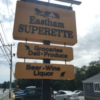 Photo taken at Eastham Superette by Sidney B. on 8/20/2016