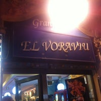 Photo taken at El voraviu by Jaime B. on 11/28/2012