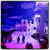Foto tirada no(a) Snowland por Bruna Z. em 11/6/2013