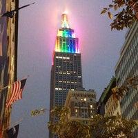 7/1/2013에 Ozzy B.님이 엠파이어 스테이트 빌딩에서 찍은 사진