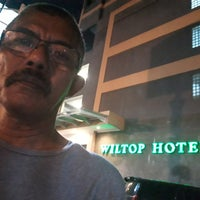 Photo taken at Wiltop Hotel by Asrul H. on 1/27/2018