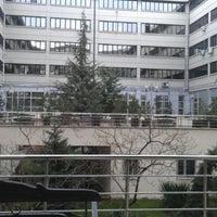 Photo taken at Yenimahalle Belediyesi by Tolga A. on 1/17/2013