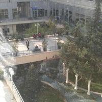 Photo taken at Yenimahalle Belediyesi by Tolga A. on 11/5/2012
