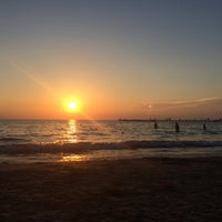 Photo taken at Central Beach by Alexandra K. on 7/7/2014