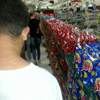 Photo taken at Carrefour by Ezequiel H. on 3/1/2013