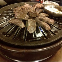 Photo taken at 서래갈매기 by Steven H. on 5/10/2013