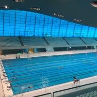 Photo taken at Better London Aquatics Centre by Julian S. on 5/26/2017