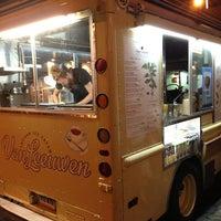 Photo taken at Van Leeuwen Ice Cream Truck by Laurent R. on 5/31/2013
