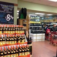 Photo taken at Trader Joe's Wine Shop by Laurent R. on 12/1/2012