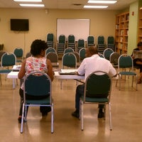 Photo taken at MLK Community Center by Alan C. on 7/18/2013