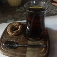 Photo taken at Şehrazat Cafe&Restaurant by Lütfiye Ö. on 2/16/2018