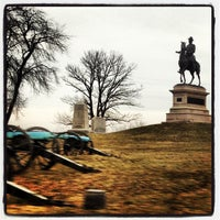 Photo taken at Gettysburg National Military Park by Karen H. on 2/28/2013