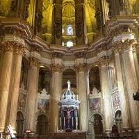 Foto tomada en Catedral de Málaga por Gustavo C. el 2/15/2013