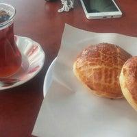 Photo taken at Özüm Cafe Börek ve Poğaça by Burak E. on 6/15/2016
