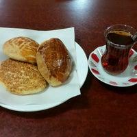 Photo taken at Özüm Cafe Börek ve Poğaça by Burak E. on 1/24/2017