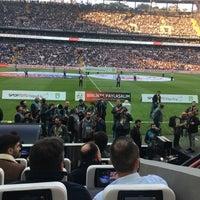 Photo prise au VIP Tribünü par Abdullah o. le4/22/2018