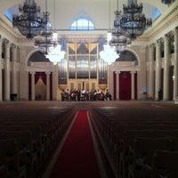 Снимок сделан в Филармония им. Д. Д. Шостаковича. Большой зал пользователем Valentin S. 4/17/2013