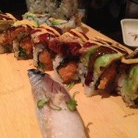 Photo taken at Yoshi Sushi by Anca N. on 2/2/2013