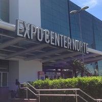 Photo taken at Expo Center Norte by Nilton T. on 3/12/2013