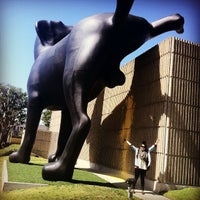 Photo taken at Orange County Museum of Art by mich_elle on 3/14/2013