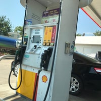 Photo taken at Shell by George C. on 8/22/2017