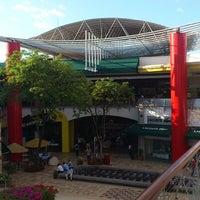 Photo taken at Galerías Santo Domingo by Mario N. on 1/23/2013