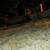 Photo taken at burhan aktürk parkı by Yarasa ☆. on 5/6/2016