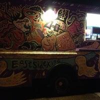 Снимок сделан в East Side King (at the Grackle) пользователем Kara S. 10/13/2012